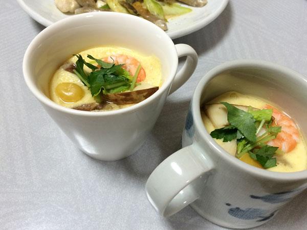 140924松茸の茶碗蒸し08
